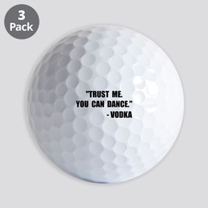 Vodka Dance Golf Ball