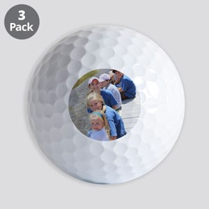 Add your Square Photo Golf Ball