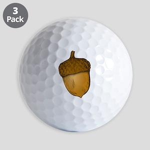 Acorn Golf Ball