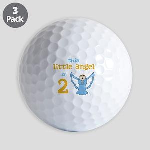 little angel custom age Golf Balls
