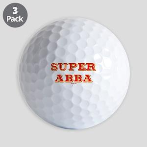 Super Abba Golf Ball
