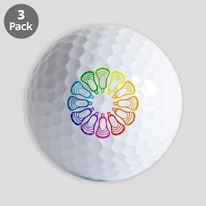 Lacrosse Spectrum Golf Ball
