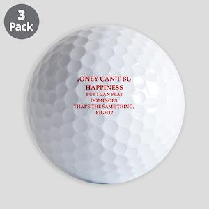 dominoes Golf Ball
