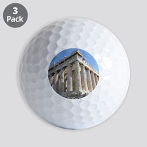 PARTHENON Golf Balls