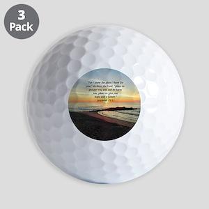 ISAIAH 41:10 Golf Balls