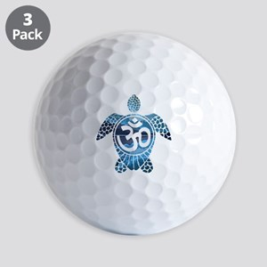 Ohm Turtle Golf Ball