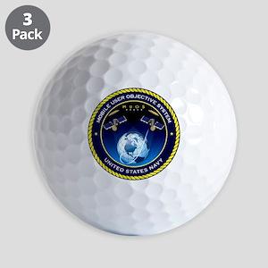 MUOS-2 Golf Balls