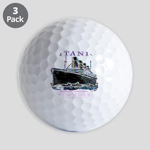 tg914x14 Golf Balls