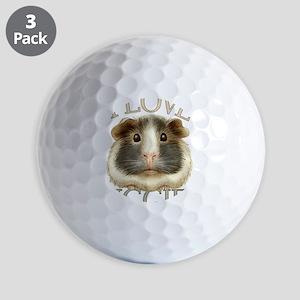 guineadraw Golf Balls