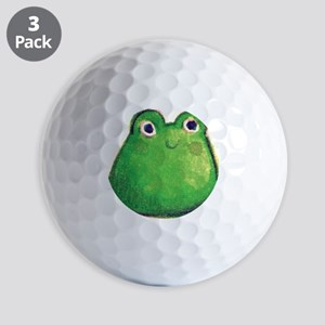 Little frog Golf Balls