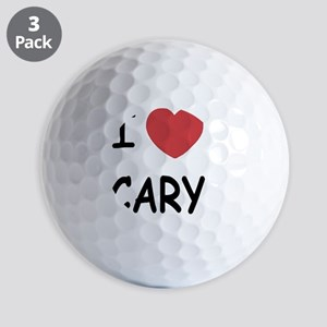 CARY Golf Balls