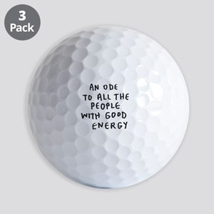 Inspire - Good Energy Golf Balls