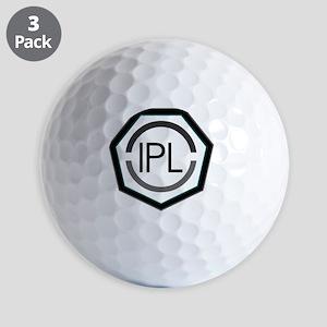 IPL- Jacket Logo Golf Balls