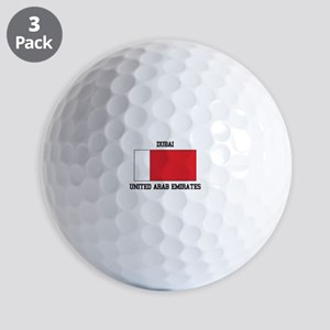 Dubai UAE Golf Ball