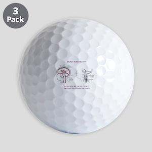 ZipperHead Golf Balls