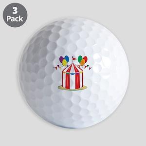 Big Top Golf Ball
