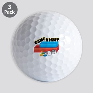 Game Night Golf Ball