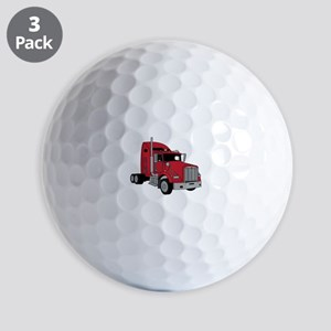 Kenworth Tractor Golf Ball