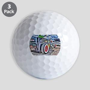 Rat rod Golf Balls