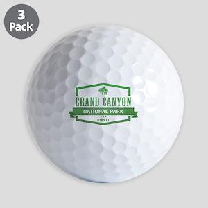 Grand Canyon National Park, Colorado Golf Ball