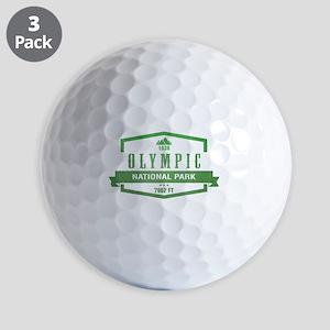 Olympic National Park, Washington Golf Ball