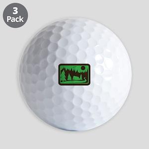 CAMPING Golf Ball