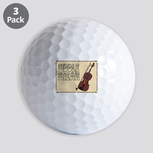 Fiddle Freak Golf Ball