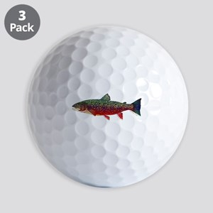 Brook Trout v2 Golf Ball