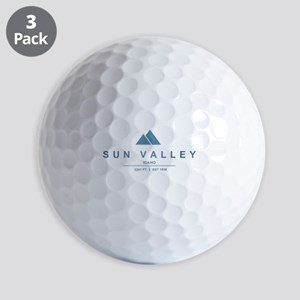 Sun Valley Ski Resort Idaho Golf Ball