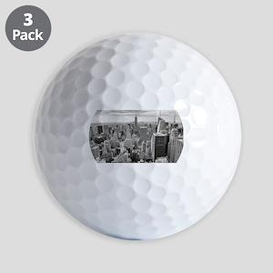 Manhattan Golf Balls