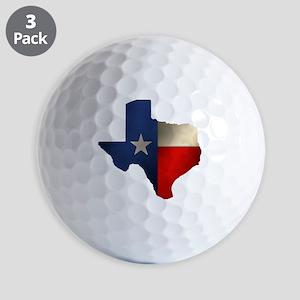 State of Texas1 Golf Balls