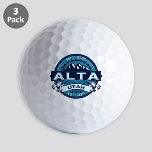 Alta Ice Golf Balls