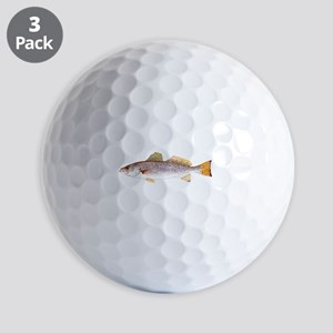 Speckled Trout Golf Ball