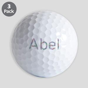 Abel Paper Clips Golf Balls