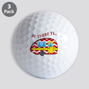 RV There Yet? Golf Ball