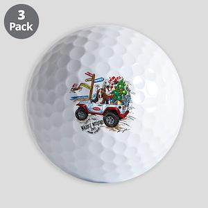 CBHR Waddle Design 2011 Golf Balls
