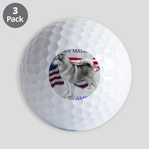 Made in America Golf Balls