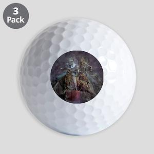 Barrel Racing Competition Golf Balls