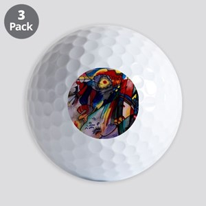 Kandinsky - 293 Golf Balls