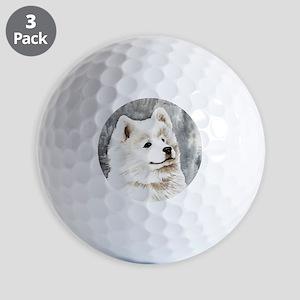 Samoyed Puppy Golf Balls