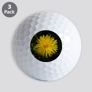 dandelion1 Golf Balls