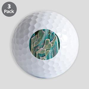 Muscle fibres, SEM Golf Balls