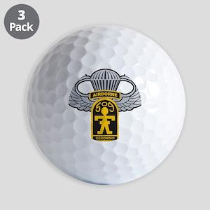 509thairbornewings Golf Balls