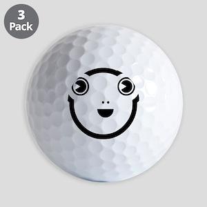 3-f Golf Balls