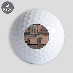 pinkkitch Golf Balls