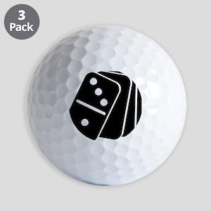domino_shuffle Golf Balls