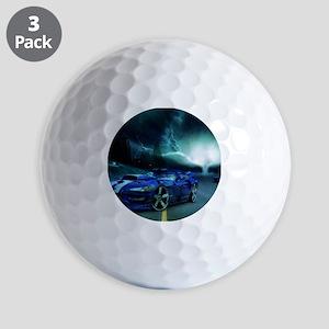 FASTER THAN LIGHTENING Golf Balls