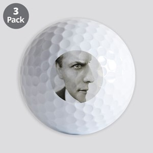 Houdini Optical Illusion Horizontal Golf Balls
