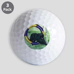 bel shep agility Golf Balls