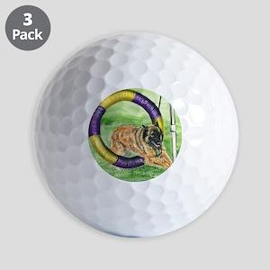 bel terv  agility Golf Balls